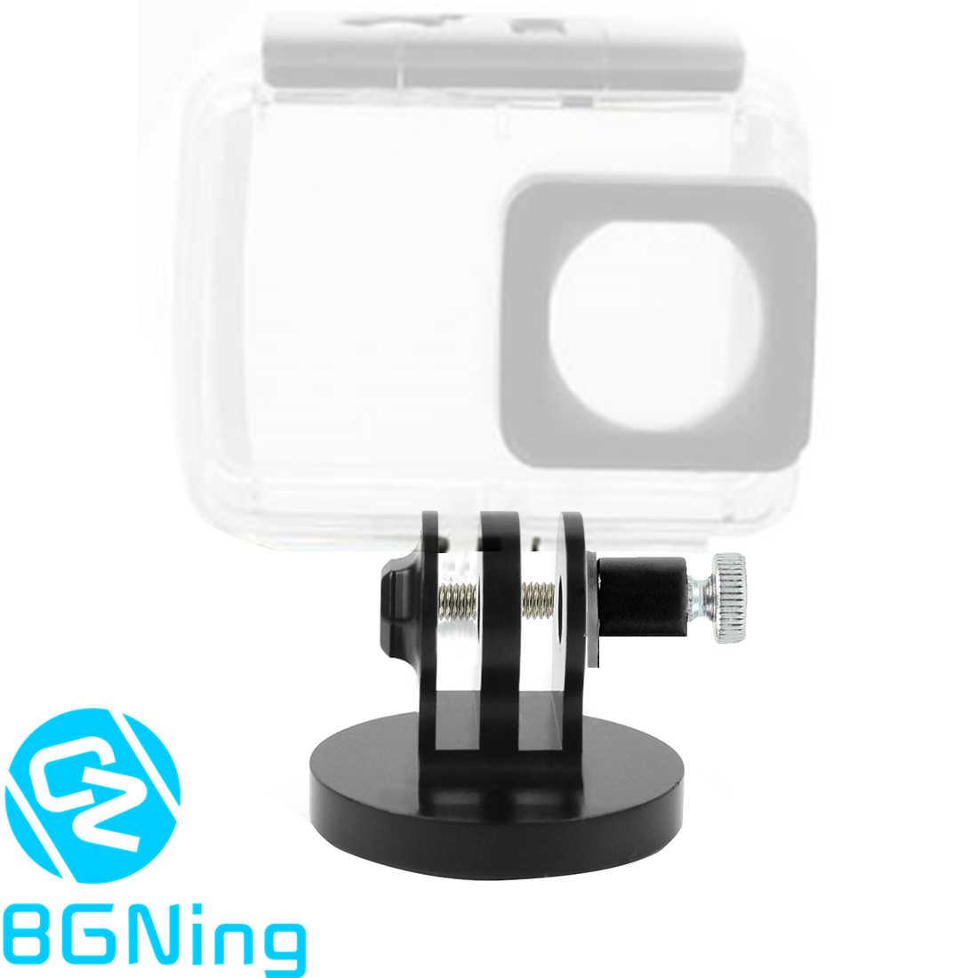CNC Aluminium Alloy 1//4 Mini Tripod Adapter Mount Holder for GP Hero 7//6 G4