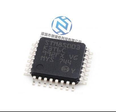 Free shipping 20PCS STM8S003 STM8S003K3T6C LQFP32
