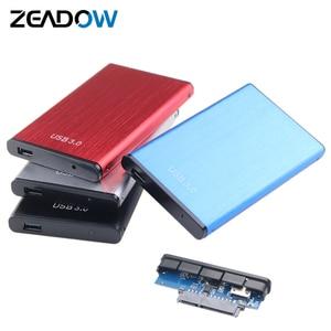 Aluminum Case USB 3.0 to SATA III 2.5