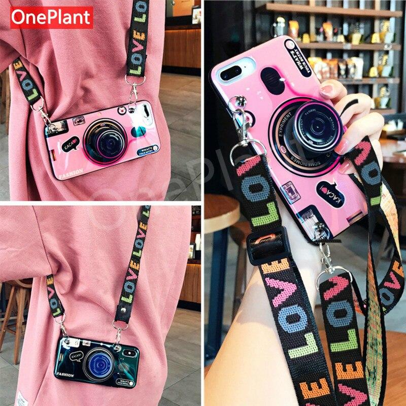 3D Ретро камера ремешок чехол для iphone 11 Pro X XR XS MAX 6 7 8 Plus для Samsung S8 S9 Модный складной держатель силиконовый чехол Note10