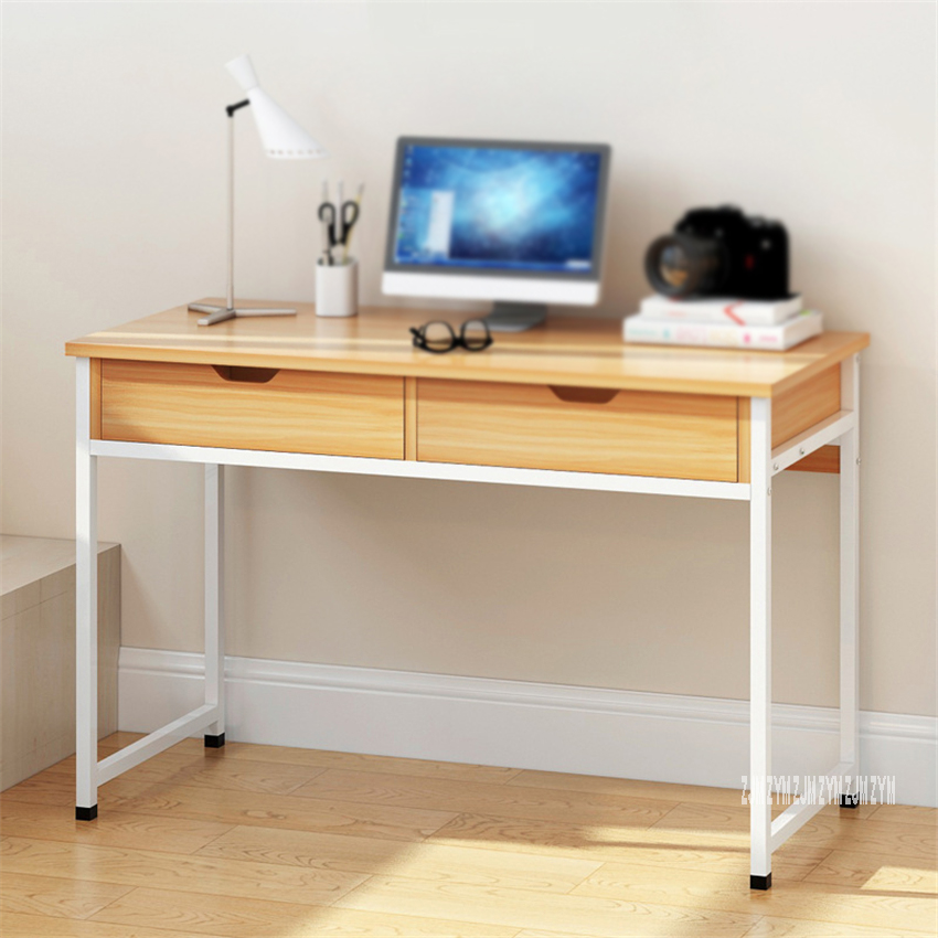 Office Computer Table For Home Use Student Writing Desk Computer Desk Modern Simple Composite Pressboard Study Laptop Desk