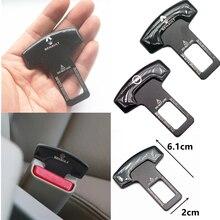 1 pçs universal cinto de segurança do carro fivela clipe de cinto de segurança plug para volkswagen vw cc T-ROC golf 4 5 6 7 sharan passat b5 b6 b7 tiguan