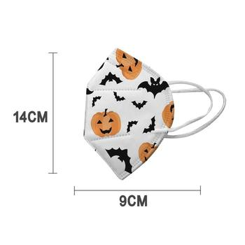 Halloween Children Mask Pollution Protection PM2.5 Filter Kids Outdoor Protective Respirator Cover Mouth Face Masks Masker 1