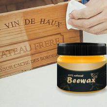 wood seasoning beewax wood care wax solid wood maintenance beeswax furniture cle