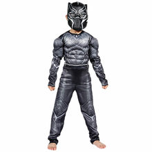 4-12Y Kids Superhero Cosplay Costume Child Halloween/Christmas/Prom Party Set Gift