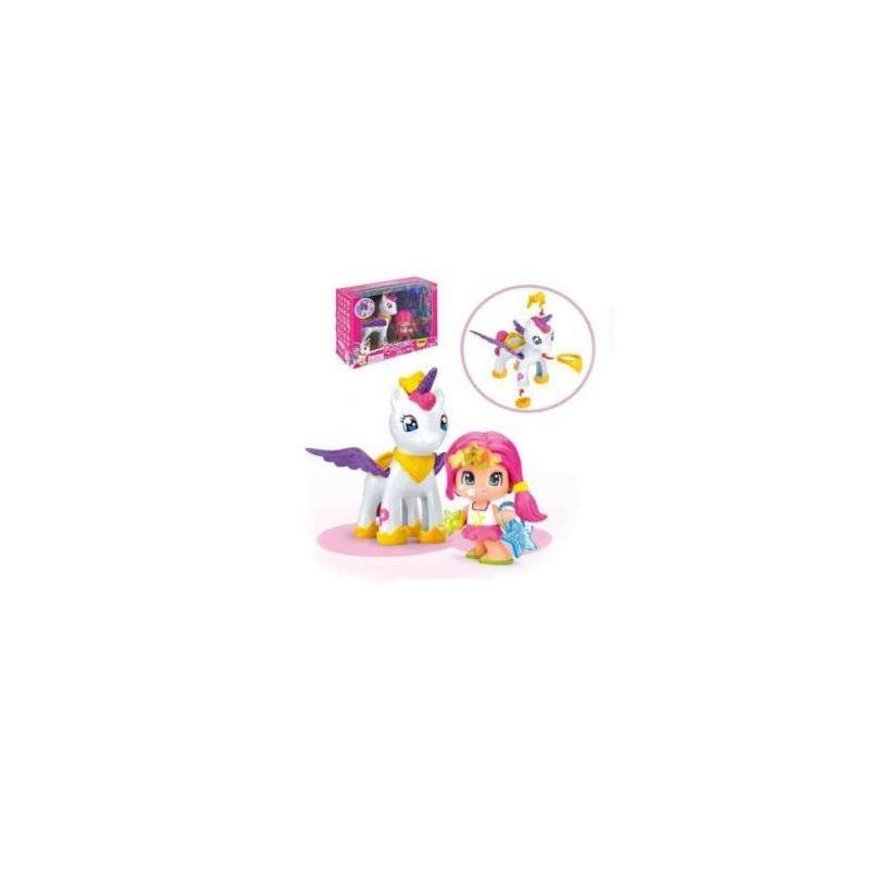 Pin And Pon And His Flying Unicorn Mix Is Max With Mo Toy Store