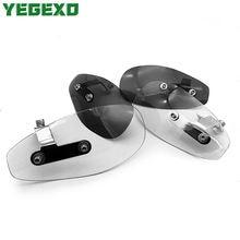 Акриловая защита для мотоцикла ветрозащитный экран аксессуары