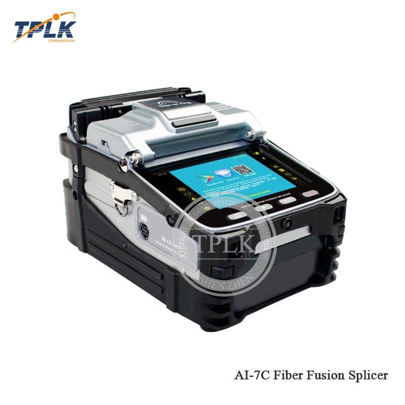 SM& MM волоконно-оптический AI-7C сварочный аппарат Автоматическая FTTH машина для сращивания оптического волокна