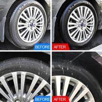 New 1PCS 50/120ml Car Interior Cleaning Tool Multifunctional Waxing Tire-wheel Dedicated Refurbishing Cleaner Car Accessories 3
