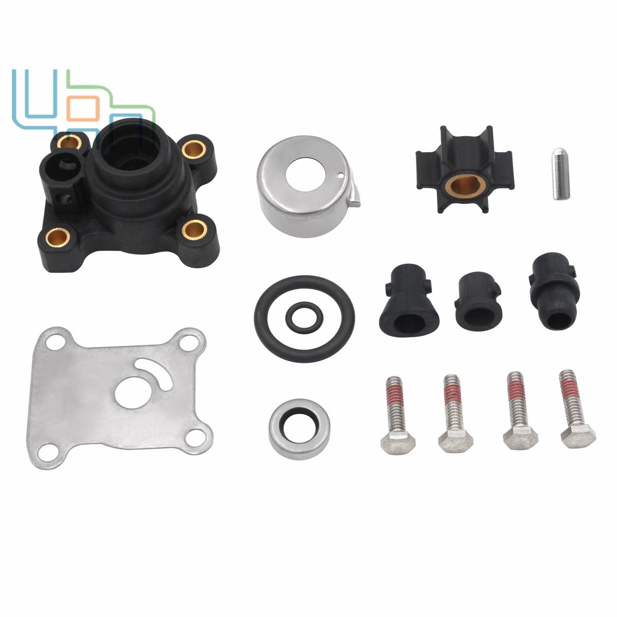 9.9hp & 15hp Impeller Water Pump Repair Kit For Johnson/Evinrude 394711 0394711 391698