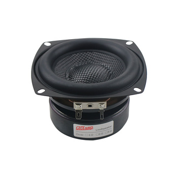 4 Inch Woofer Subwoofer Speaker Unit HIFI 4ohm 40W 6