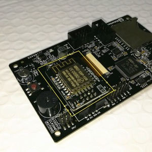 Image 4 - MKS TFT32 v4.0 ekran dotykowy + MKS moduł WIFI splash monitorów lcd inteligentny kontroler TFT o przekątnej 32 dotykając TFT3.2 wyświetlacz 3d drukarki monitor TFT