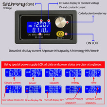 DC-DC Digital LCD Display Constant Voltage Current Step-down Programmable control Power Sup