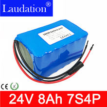 24v lithium battery pack  24V 8Ah  Battery Pack  15A BMS 250W 350W Battery Pack for Wheelchair Electric Motor Kit Electric Power
