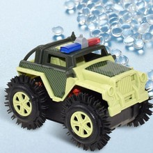 Toys Electric Kids Stunt-Toy Cars Drive-Jeep 4-Wheels Children's Off-Road Simulation