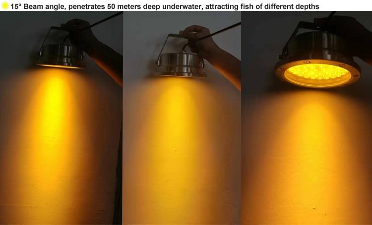 LEd underwater fishing lights 4