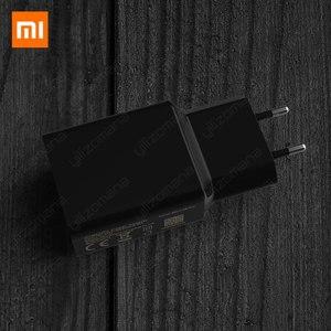 Image 2 - Xiaomi המקורי מטען 5V/2A האיחוד האירופי סוג C מיקרו USB נתונים כבל נסיעות טעינת מתאם עבור MI5 מקסימום 3S Redmi הערה 3 4 פרו 4X 5 5S