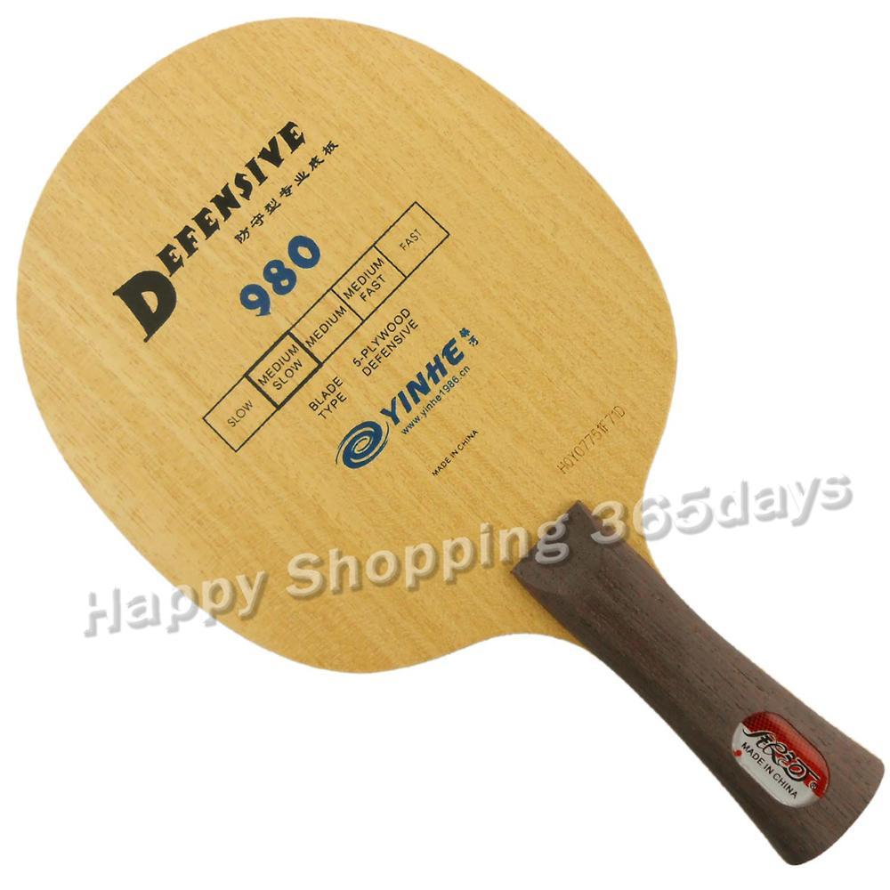 Yinhe / Milky Way / Galaxy 980 Defensive Table Tennis / Pingpong Blade