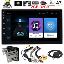 2DIN Android 9.1 Car NO DVD player GPS Autoradio WiFi USB FM Car Audio Radio Stereo For Volkswagen Nissan Hyundai Kia toyota CR-(China)