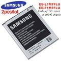SAMSUNG оригинальный EB-L1M7FLU EB-F1M7FLU 1500 мА/ч, батарея для Samsung Galaxy S3 мини GT-i8190 i8160 i8190N GT-i8200 GT-S7562 G313