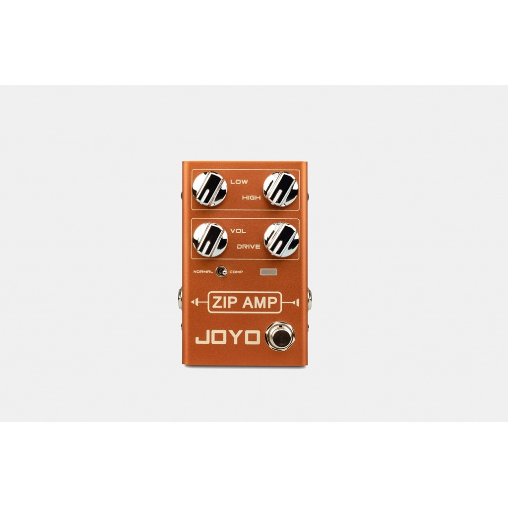 R-04-zip-amp-comp/over Effects Pedal, Joyo