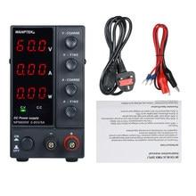 WANPTEK NPS605W commutation alimentation cc 3 chiffres affichage LED haute précision réglable Mini alimentation ca 115V/230V 50/60Hz