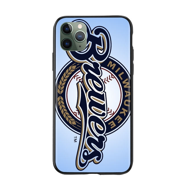 Sell Milwaukee Brewers Wallpaper Desktop Mobile Pouch Cover Skin ...