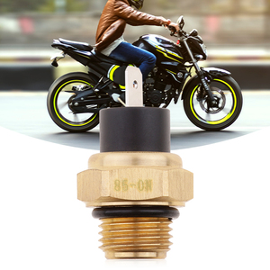 Image 5 - 1 Pcs M16 Motorcycle Radiator Fan Thermo Switch Water Temperature Sensor For Honda VFR700F/750F/800 VTR1000F VT600/750/1100