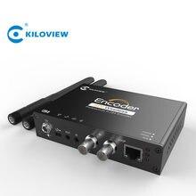 Беспроводной h264 sdi 4g wifi кодер hd live iptv потоковый h
