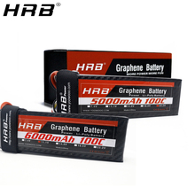 HRB grafen 3S Lipo pil 11.1V 5000mah 6000mah 4000mah 3800mah 3000mah 2S 7.4V 4S 14.8V 5S 6S 22.2V RC uçaklar parçaları XT60