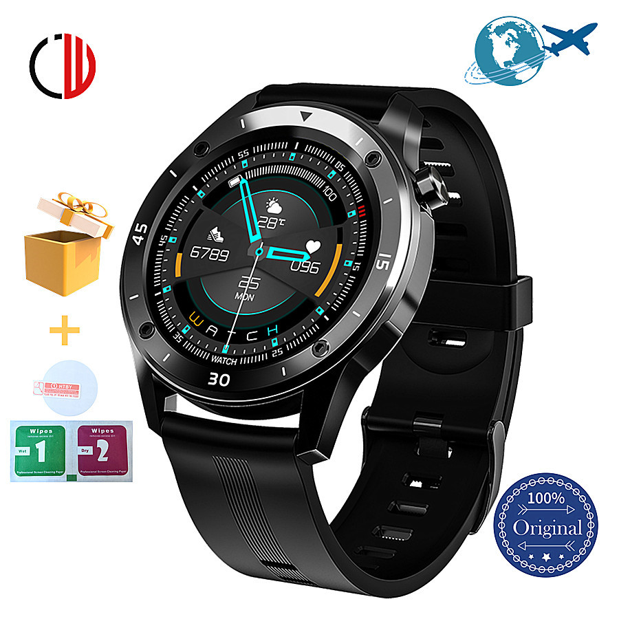 CZJW F22S Sport Smart Watches for man woman 2020 intelligent smartwatch fitness tracker bracelet blood pressure for android ios(China)