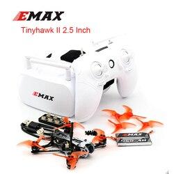 Emax Tinyhawk II 2.5 Inch FPV Racing Drone w/ Frsky RunCam Camera Frsky D8 F4 Flight Controller 200mW VTX TH1103 7000KV Motor