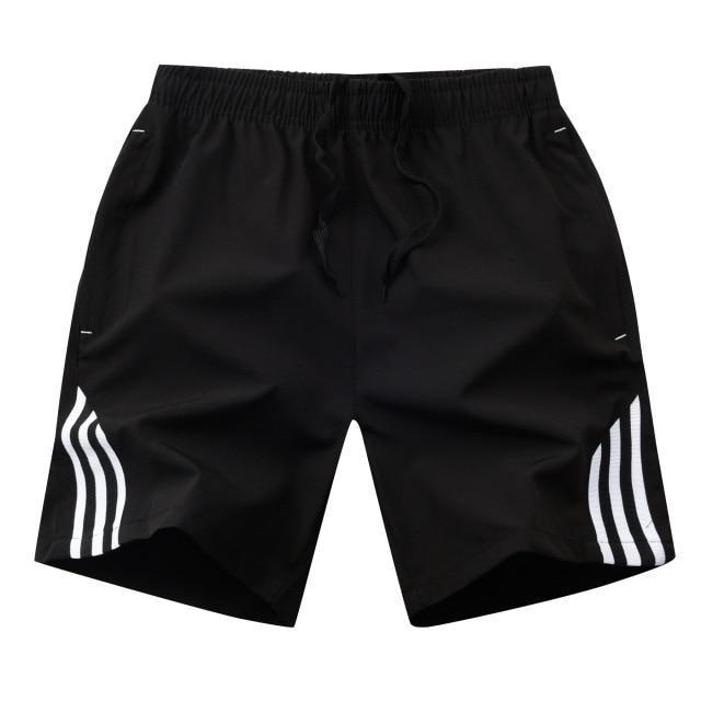 2020 Men Casual Shorts Fashion Spring Summer Male Beach Sweatpants Fitness Bodybuilding Man Boardshorts Short Trousers Plus 4xl