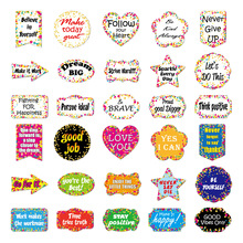 30 Pcs/pack Random Classic Fashion Style Graffiti Stickers for Moto Car & Suitcase Cool Laptop Skateboard Sticker