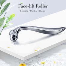 BellyLady Face Lift Y Shape Roller Massager Y Shape Roller Massager Face Massage Instrument