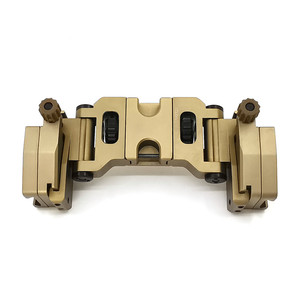 Image 3 - Tactical Hunting SM 2 mount Helmet Binocular Accessories fits G24 NVG mount and provides a solid mounting platform and severa
