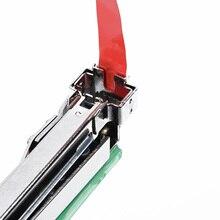 Завод связывая ветку стволовых связывания упаковочная машина цветок овощи ленты инструмент