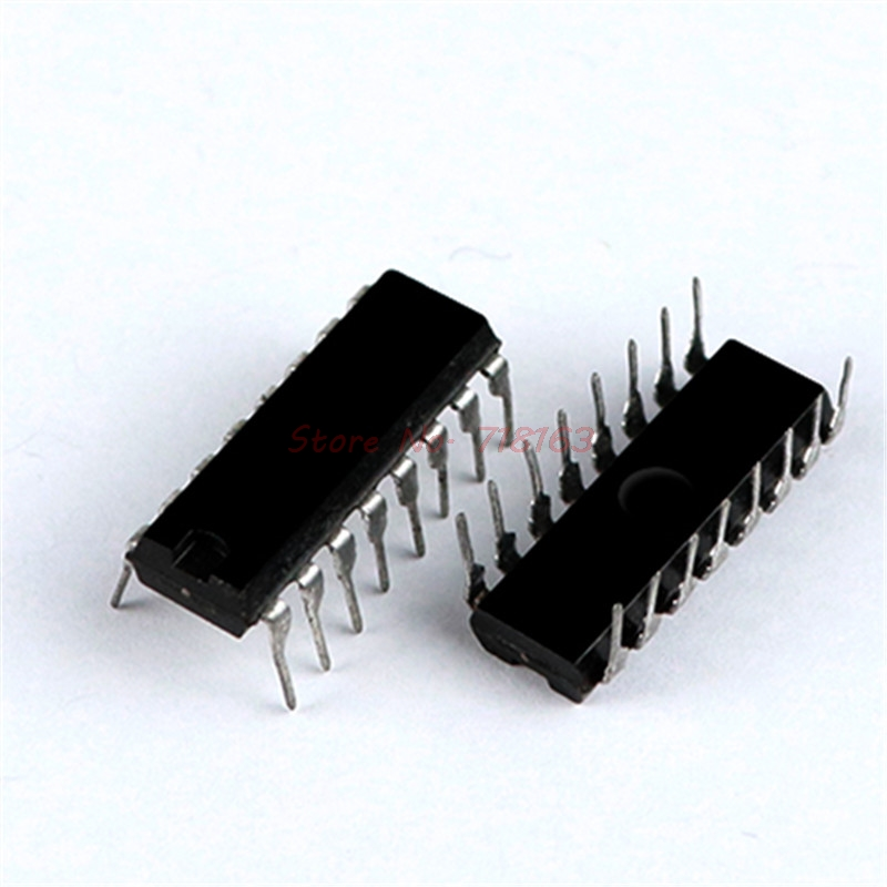 10pcs DAC0800 DAC0800LCN DIP-16