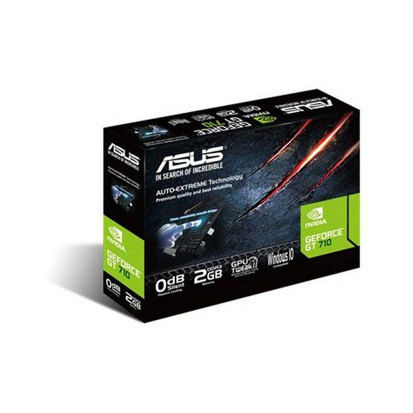 Graphics Card Asus 90YV0940-M0NA00 2 GB DDR3 1800 MHz