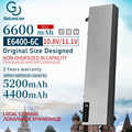 11.1v Batterie pour Dell Latitude E6400 M2400 E6410 E6510 E6500 312-0215 312-0748 312-0749 M4400 M4500 M6400 M6500 1M215