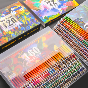 48/72/120/160 Colors Wood Colored Pencils Set Oil HB Drawing Sketch For Prismacolor Colored Pencils School Gifts Art Supplies csqb024 24 in 1 colored drawing pencils set