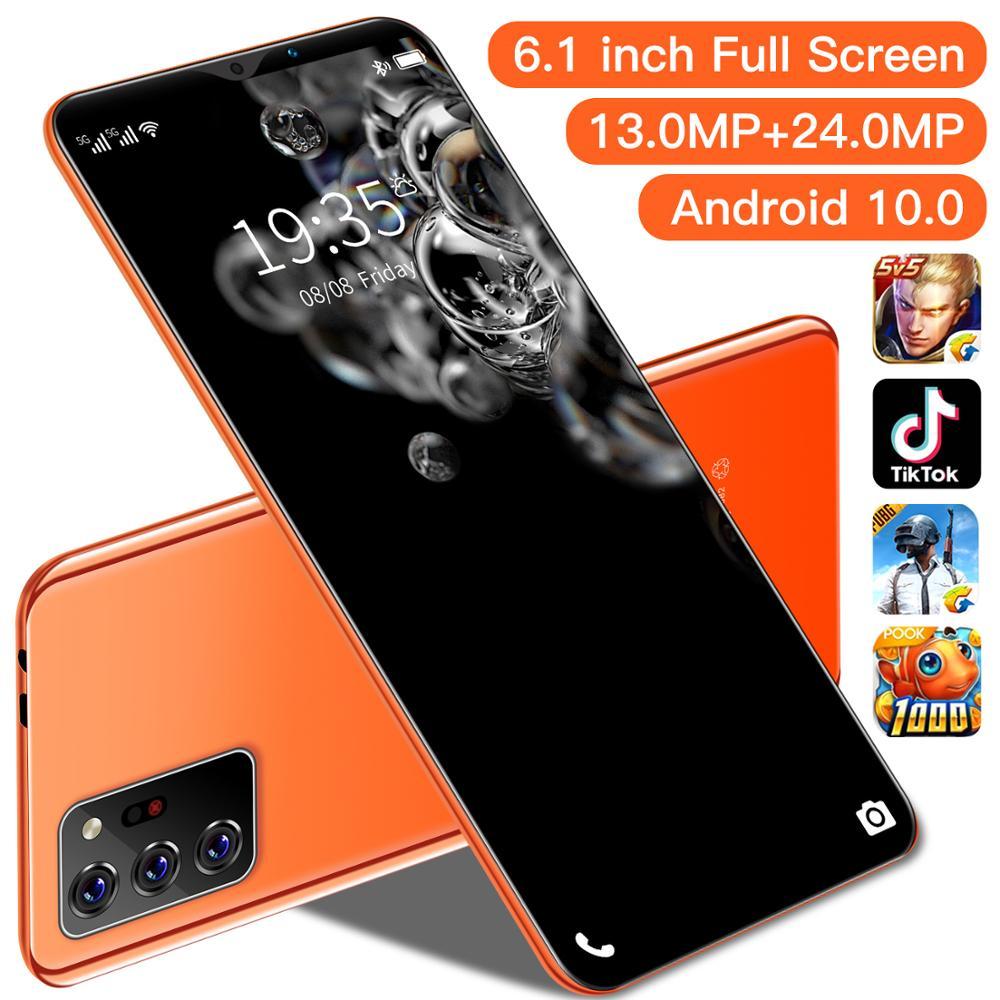 "Smart Phone CECTDIGI Note 30 Plus 4800mah RAM 512MB+ROM 4GB Android 10.0 6.1"" 1080*2320 4G Smart Phone"