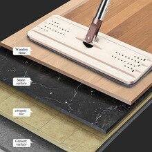 Дропшиппинг мастер пыли Швабра набор чистящих средств 360 градусов вращающаяся плитка мраморный пол для гостиной кухни P666