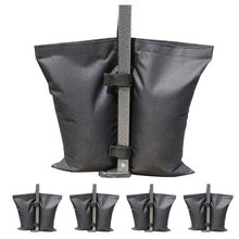 Outdoor Pop-up Canopy Camping Tent Sand Bag Anchor Weighted Base Leg Weight Bag Canopy Anchoring Weight Sand Bag(China)