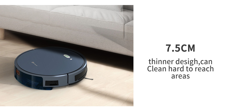 Ha0ffc824e0354fa48b5593bfc445fa594 NEATSVOR X500 Robot Vacuum Cleaner 1800PA Poweful Suction 3in1 pet hair home dry wet mopping cleaning robot Auto Charge vacuum