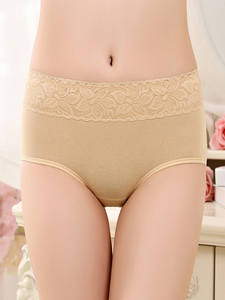 Physiological Pants Seamless Briefs Women Underwear Menstrual Leak-Proof Health Warm