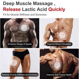 Image 4 - שרירים עיסוי אקדח עמוק רקמות לעיסוי טיפול אקדח פעילות גופנית שרירים כאב הקלה גוף בעיצוב
