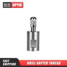 SPTA M14 , 5/8 11 & M16 בורג חוט מתאם לחיבור לטש & Fexible פיר