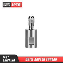 SPTA M14 , 5/8 11 & M16 Screw Thread Adapter to Connect Polisher & Fexible Shaft