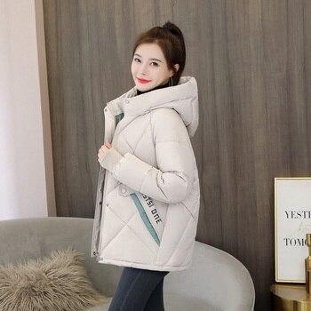 2020 ladies winter jacket fashion casual women jacket Wear  female coat brand clothing women coats